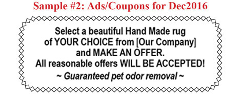 (Click image for complete 12 monthly ads/coupons of sample #2)